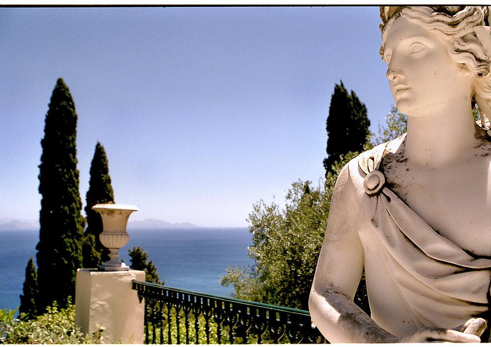 Korfu, Achilleion